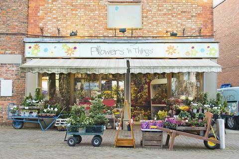 Shop for sale - Florist for sale - Red Lion Street, Spalding