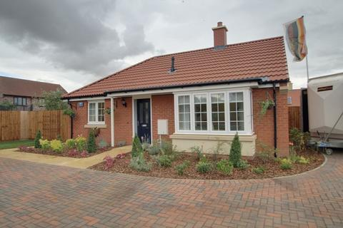 2 bedroom bungalow for sale - The Hereward, Mayfield Gardens, BASTON, Peterborough