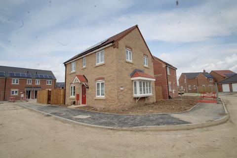 3 bedroom detached house for sale - The Normanby, PLOT 43, Wardentree Lane, Pinchbeck, Spalding