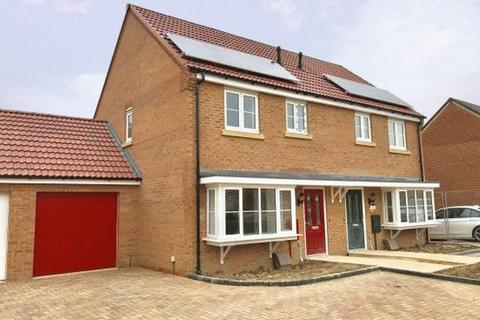 3 bedroom semi-detached house for sale - The Windsor, Eastrea Road, Whittlesey, Peterborough