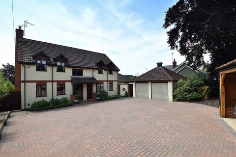 4 bedroom detached house for sale - The Street, Witnesham, Ipswich, IP6 9HG
