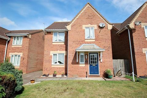3 bedroom detached house for sale - Mayfield Way, North Walsham