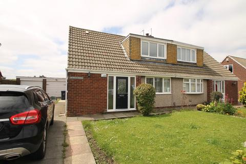 3 bedroom semi-detached bungalow for sale - Beech Grove, Springwell Village