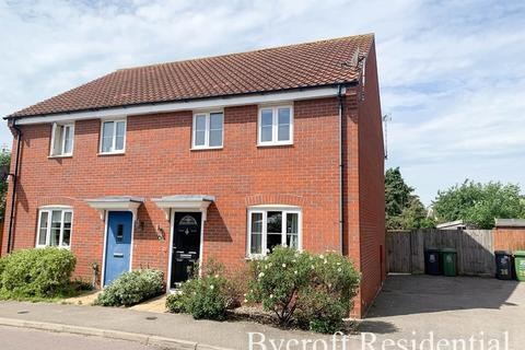 3 bedroom semi-detached house for sale - Aspen Road, Caister-on-sea