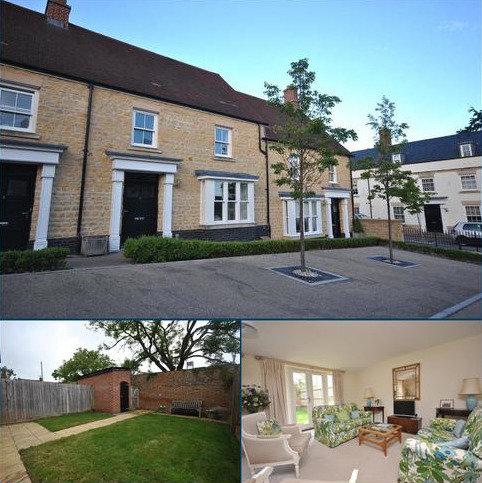 3 bedroom terraced house for sale - Portman Square, Sherborne, DT9