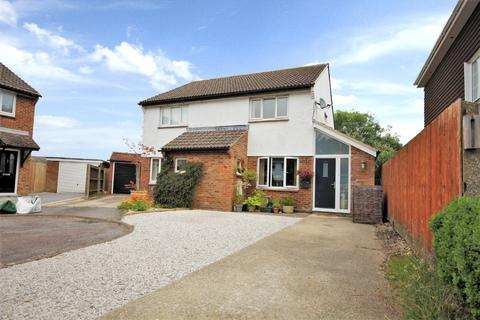 2 bedroom semi-detached house for sale - Kelsey Close, Titchfield Common