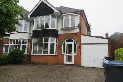 3 bedroom semi-detached house to rent - Sunnybank Road, Wylde Green