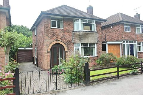 3 bedroom detached house for sale - Kingsway, Leicester