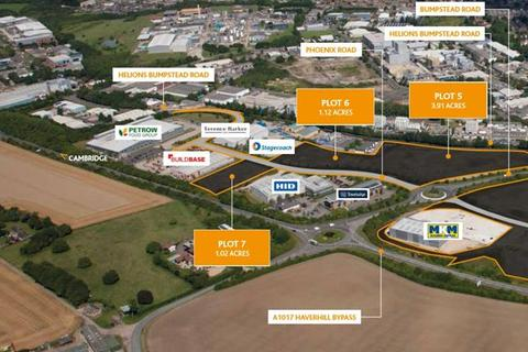 Industrial unit for sale - Haverhill Business Park, Phoenix Road, Haverhill, Suffolk, CB9 7AE