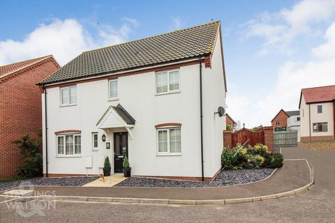 4 bedroom detached house for sale - Blackbird Way, Harleston