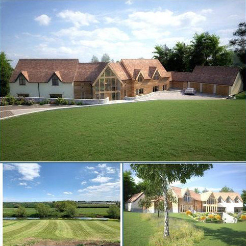 5 bedroom property with land for sale - Land Adjoining Church Bank, Church Bank, Welford On Avon, CV37