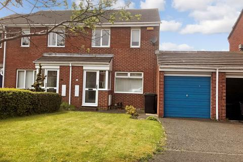 3 bedroom semi-detached house for sale - Swallow Close, Ashington, Northumberland, NE63 0DN