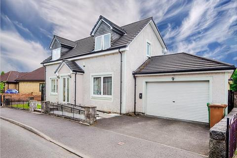 4 bedroom detached house for sale - 6 Forth Street Cambus, Alloa, Clackmannanshire FK10 2NU, UK