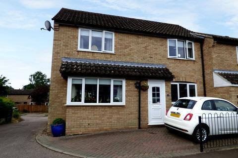 3 bedroom semi-detached house for sale - St. Davids Close, Long Stratton