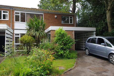 4 bedroom end of terrace house to rent - Augustus Road, Edgbaston, Birmingham B15