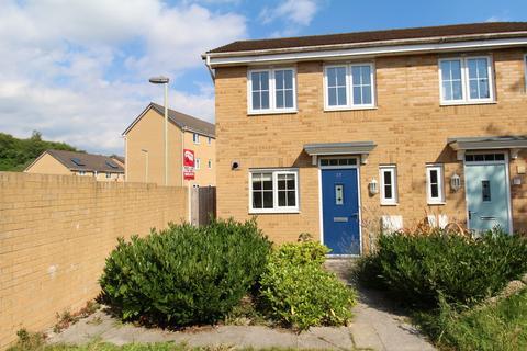 2 bedroom end of terrace house to rent - Heol Bryncethin, Bridgend