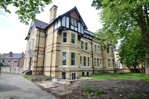 Studio to rent - 56 Wood Road, Manchester, M16
