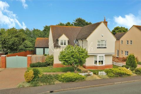 4 bedroom detached house for sale - Woodgates Road, East Bergholt, Colchester, Suffolk, CO7