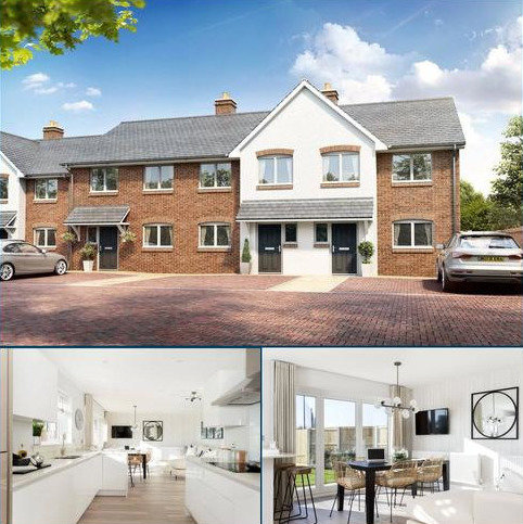 2 bedroom end of terrace house for sale - Christine Way, Powick, Worcester, Worcestershire, WR2