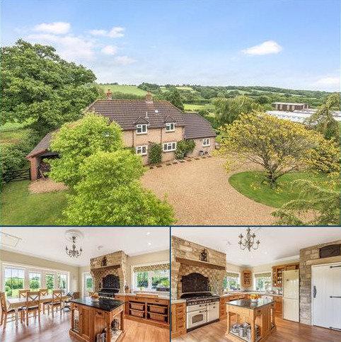 3 bedroom detached house for sale - Yeovil Road, Halstock, Yeovil, Dorset, BA22