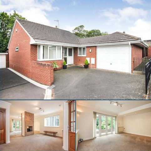 2 bedroom detached bungalow for sale - Quorn Crescent, Wordsley, West Midlands, DY8