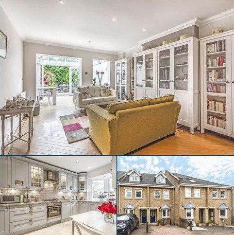 3 bedroom terraced house for sale - Langton Place, Southfields