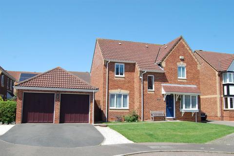 4 bedroom detached house for sale - Azalea Close, Abington Vale, Northampton NN3 3XF