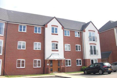 2 bedroom apartment to rent - Woodgate House, Penruddock Drive, Coventry CV4