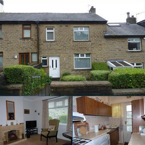 3 bedroom terraced house for sale - Brow Road, Haworth, Keighley