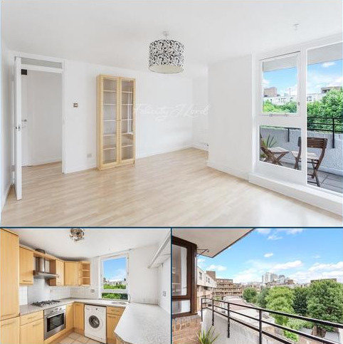 1 bedroom flat for sale - Burr Close, E1W