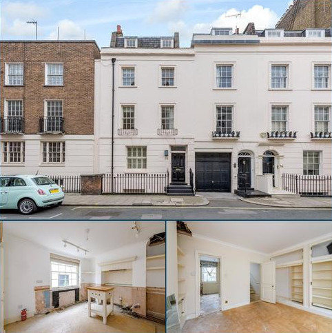 3 bedroom terraced house for sale - South Eaton Place, London