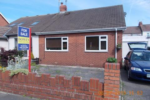 2 bedroom semi-detached bungalow for sale - NESBURN ROAD, HIGH BARNES, SUNDERLAND SOUTH