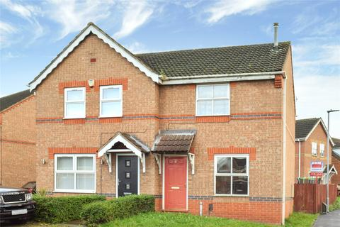 2 bedroom semi-detached house for sale - Rose Walk, Scunthorpe, North Lincolnshire, DN15