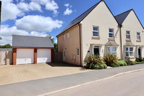 4 bedroom semi-detached house for sale - Hawkins Road, West Clyst, Exeter EX1