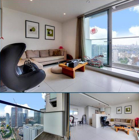 1 bedroom flat for sale - Pan Peninsula Square, Isle Of Dogs, London, E14