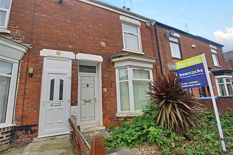 2 bedroom terraced house for sale - Ferens Villas, Rosmead Street, Hull, East Yorkshire, HU9