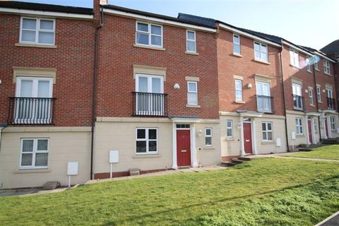 4 bedroom townhouse to rent - Sandhills Avenue, Hamilton, Leicester, Leicestershire, LE5