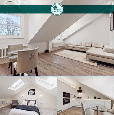 2 bedroom flat for sale - Lower Addiscombe Road Croydon CR0
