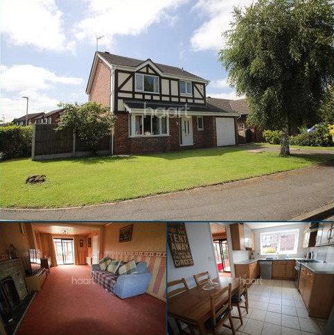 3 bedroom detached house for sale - Belton Drive, West Bridgford
