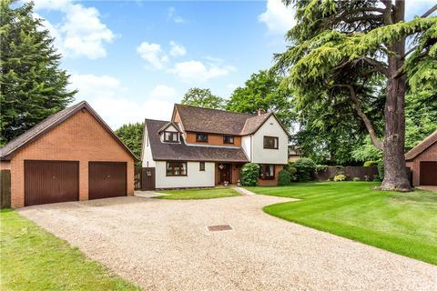 5 bedroom detached house for sale - The Glebe, Stone, Aylesbury, Buckinghamshire, HP17