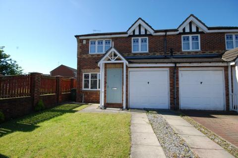 3 bedroom semi-detached house for sale - Parklands Way, Wardley
