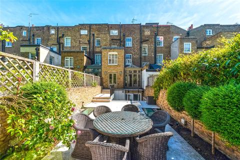 4 bedroom terraced house to rent - Paultons Square, Chelsea, London, SW3