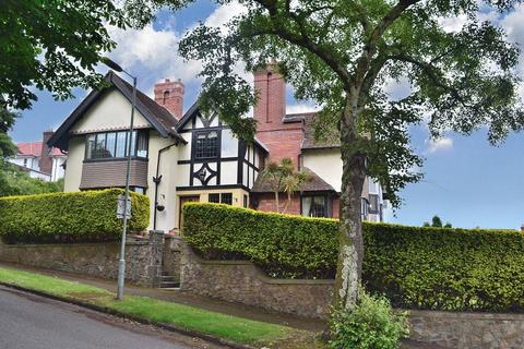 4 bedroom detached house for sale - Glanmor Park Road, Sketty, Swansea, City And County of Swansea. SA2 0QG