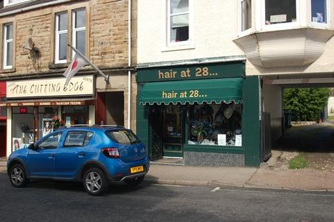 Shop for sale - Hillfoot Street, Dunoon, Argyll, PA23