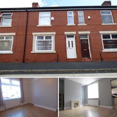 2 bedroom terraced house to rent - Glenolden Street, Manchester, M11