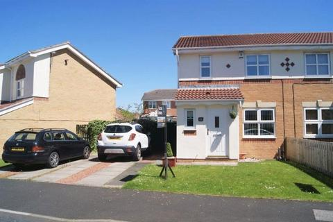 3 bedroom semi-detached house for sale - Greenhills, Killingworth, Newcastle Upon Tyne