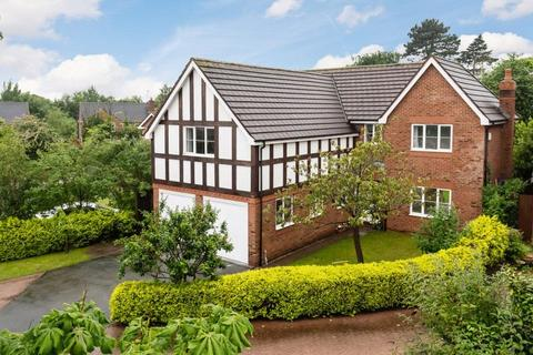 5 bedroom detached house for sale - Potter Close, Willaston, near Nantwich