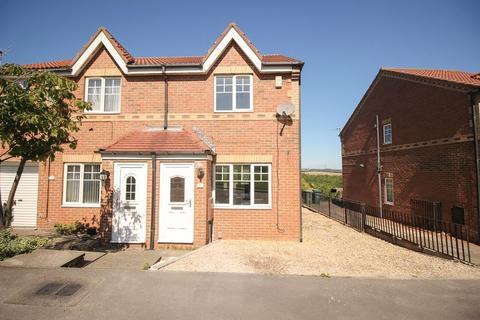 2 bedroom semi-detached house for sale - Morgans Way, Blaydon