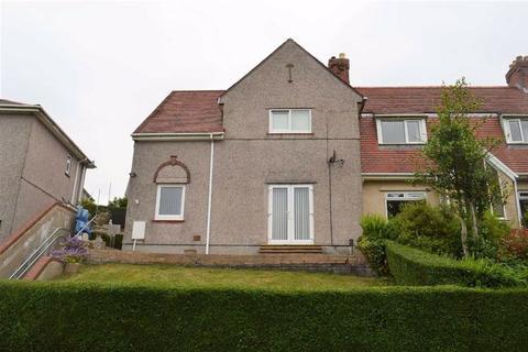 3 bedroom end of terrace house for sale - Pantycelyn Road, Swansea, SA1