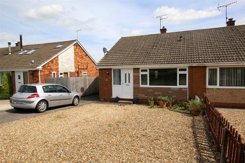 2 bedroom semi-detached bungalow for sale - Old Road, Leconfield, Beverley